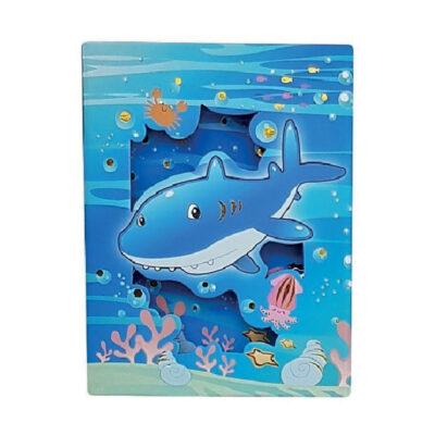 Diario con caja tiburón DI4646
