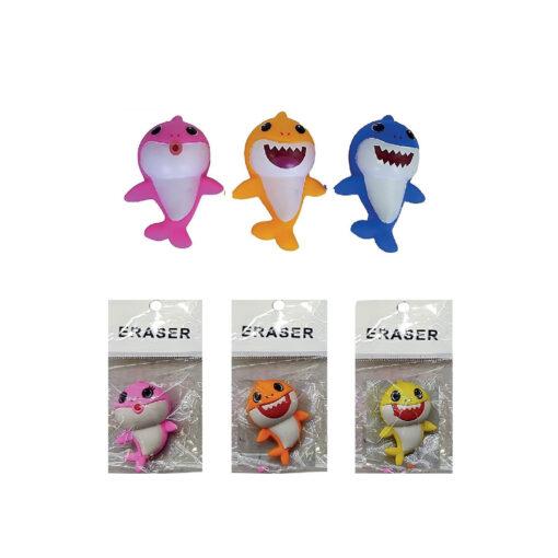 Gomas tiburón GO4661-1
