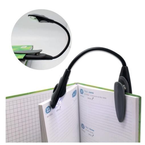 Lámpara lectura flexible LA324469-1