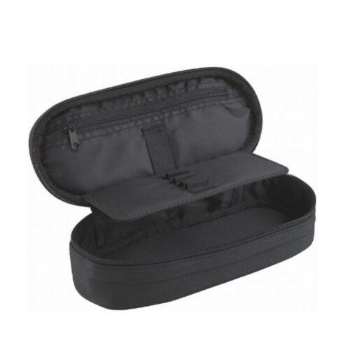 Portatodo ovalado negro PO47155-1