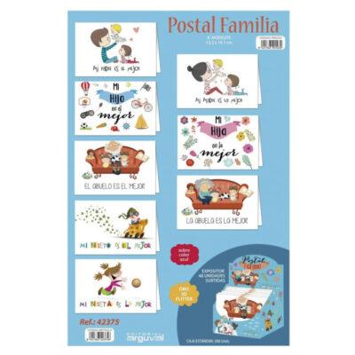 Postal Família PO42375