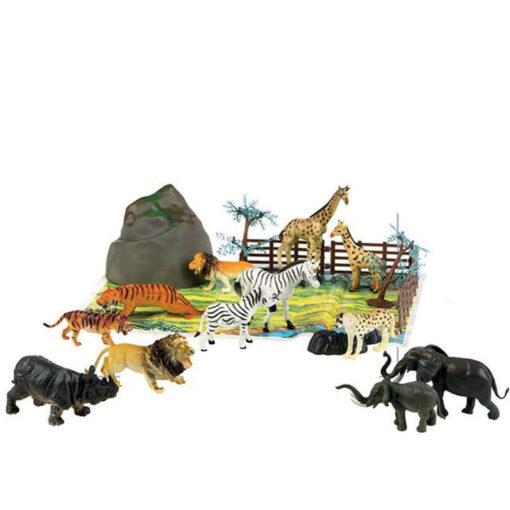 Bote Animales selva JU43433-1