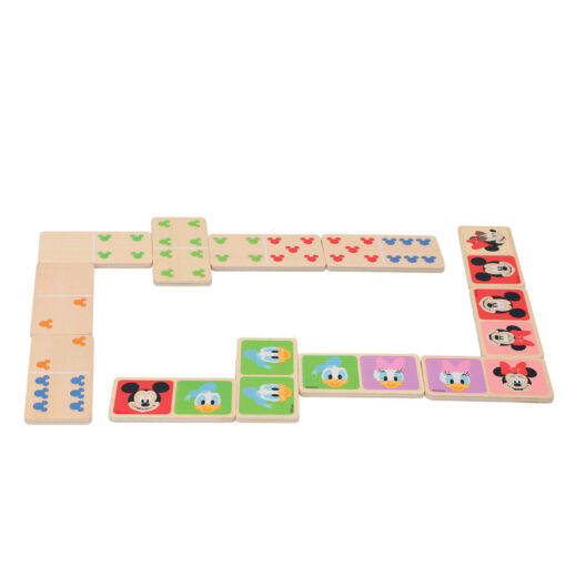 Domino madera Disney DO48718-1