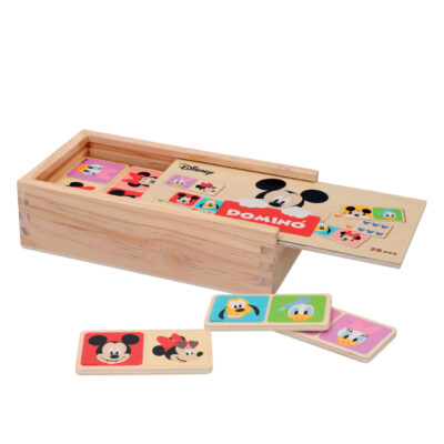 Domino madera Disney DO48718