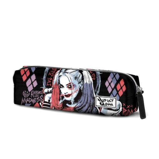High School Harley Quinn Portatodo cuadrado PO589