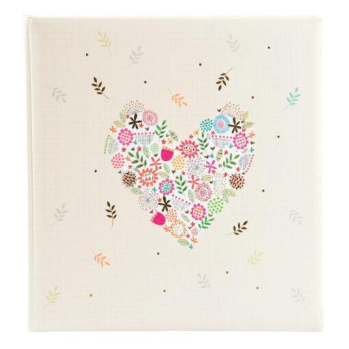 Album Fotos Flowers heart AL08182