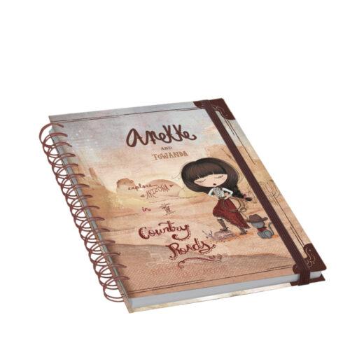 Anekke Arizona Cuaderno espiral CU30700B2