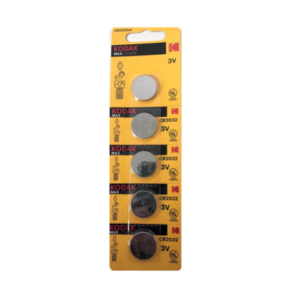 Blister 5 pilas boton PI52032jpg