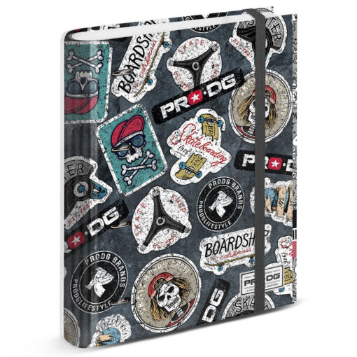 Freestyle Stickers Carpebloc CA316