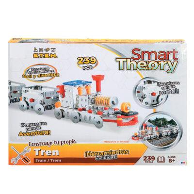 Set construcciones tren JU44829