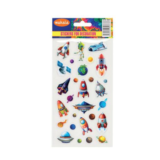 Blister stickers ET80667-1