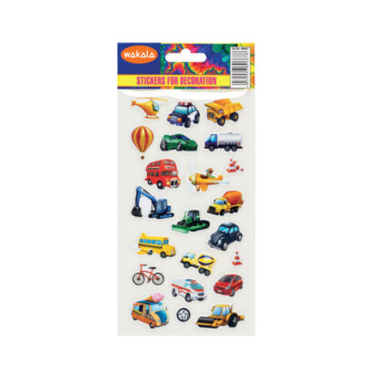 Blister stickers ET80667