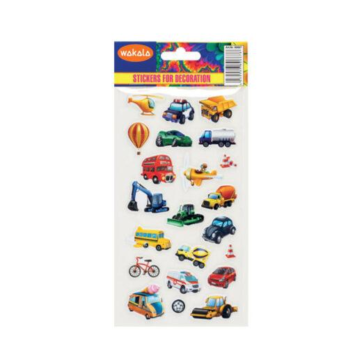 Blister stickers ET80667