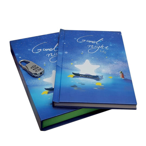 Diario con candado Good night DI4523-4