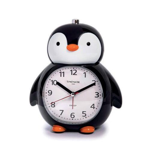 Reloj despertador Pinguino RE607