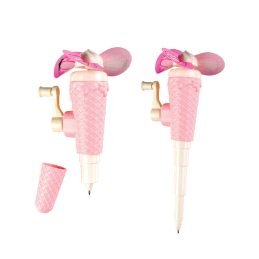 Boligrafos Ice-cream ventilador BO89028-3