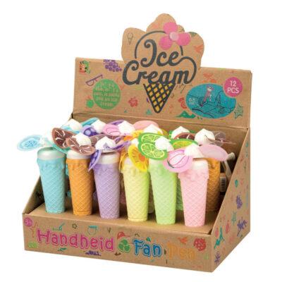 Boligrafos Ice-cream ventilador BO89028