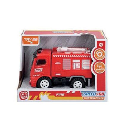Camion Bomberos JU49111
