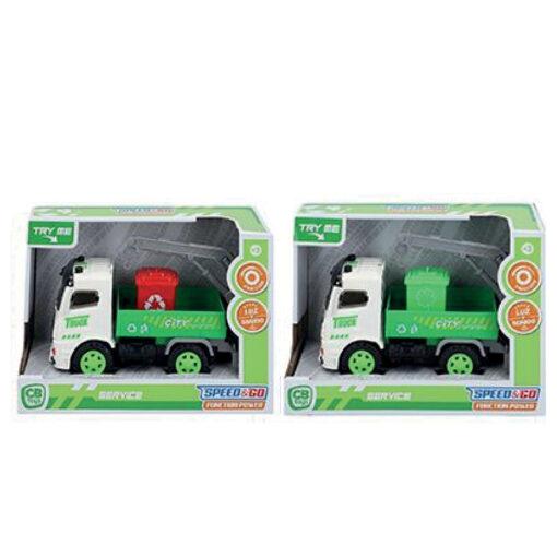 Camion Reciclaje JU49109-1