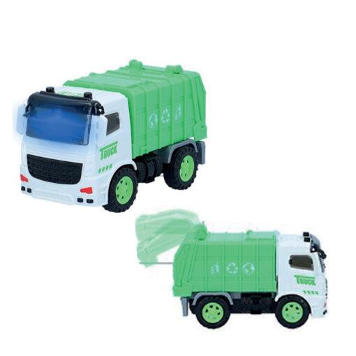 Camion Reciclaje JU49109-2