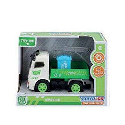 Camion Reciclaje JU49109