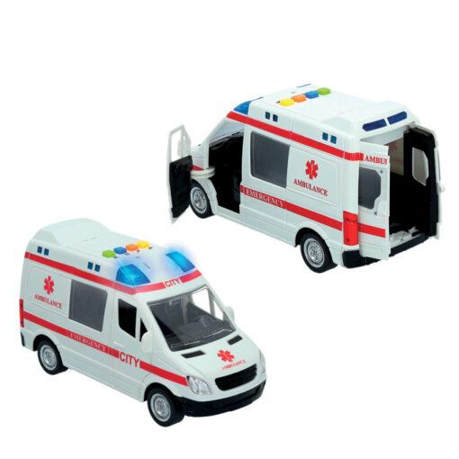 Furgon emergencias JU43822-1