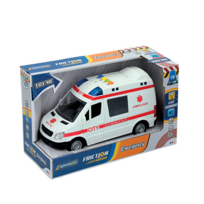 Furgon emergencias JU43822