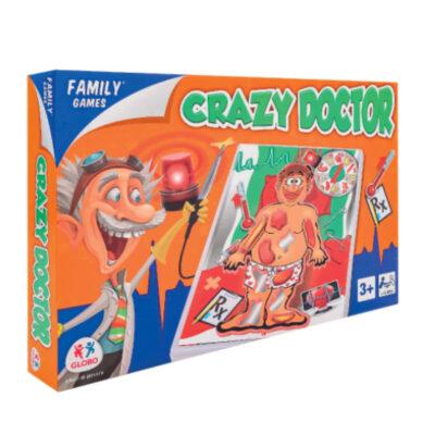 Juego Crazy doctor JU36523