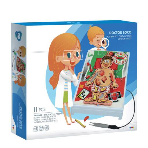 Juego El doctor loco JU43873