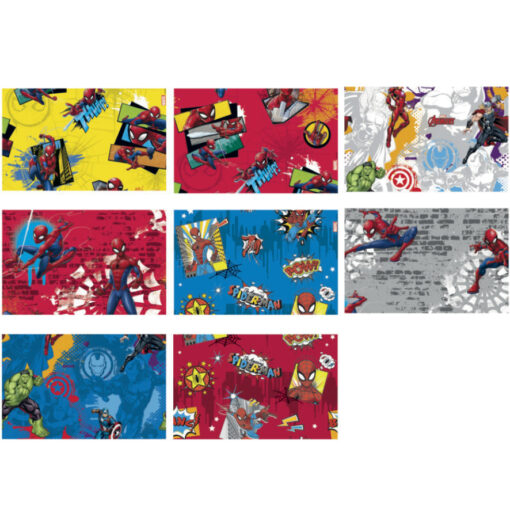 Papel Regalo Marvel PA850