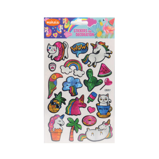 Blister Stickers ET80537-1