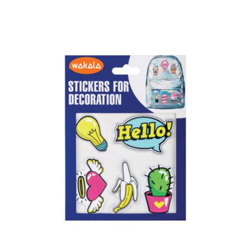 Blister Stickers ET80669-2