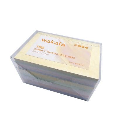Blister sobres y tarjetas SO8326
