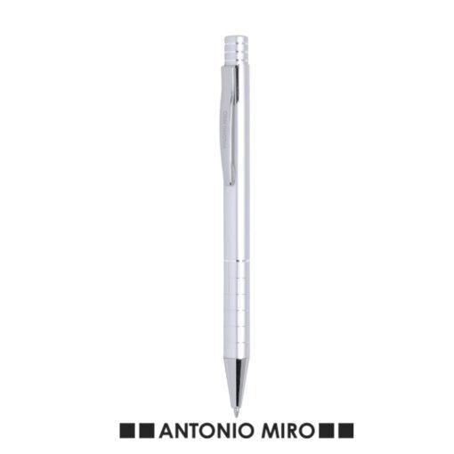 Boligrafo plata Antonio Miro BO63PL
