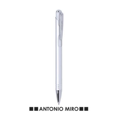 Boligrafo plata Antonio Miro BO64PL