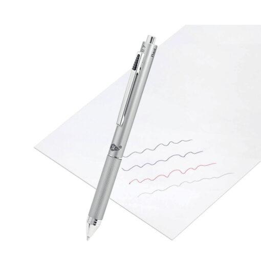 Boligrafo y portaminas Plata BO6326-2