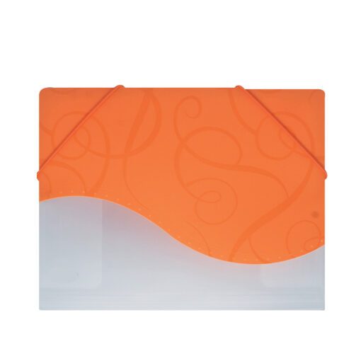Carpeta plastico con gomas CA83626-1