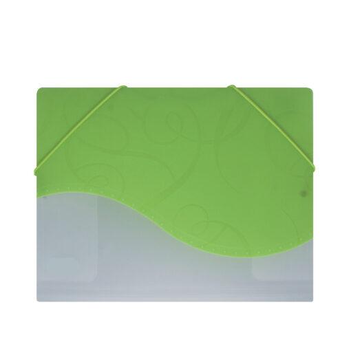 Carpeta plastico con gomas CA83626-2