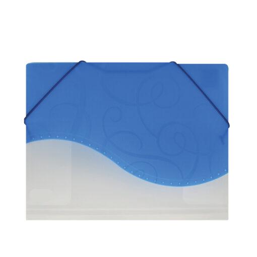Carpeta plastico con gomas CA83626