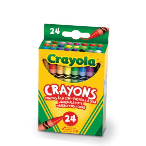 Crayons CE24
