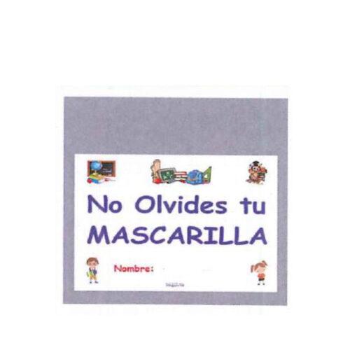 Funda mascarilla FU45325-4