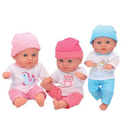 Muñeco bebe blandito MU49020