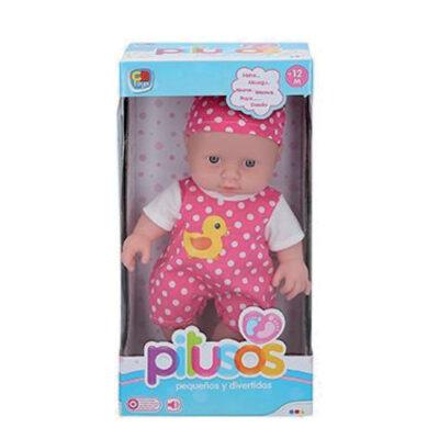 Muñeco bebe pitusos MU49095