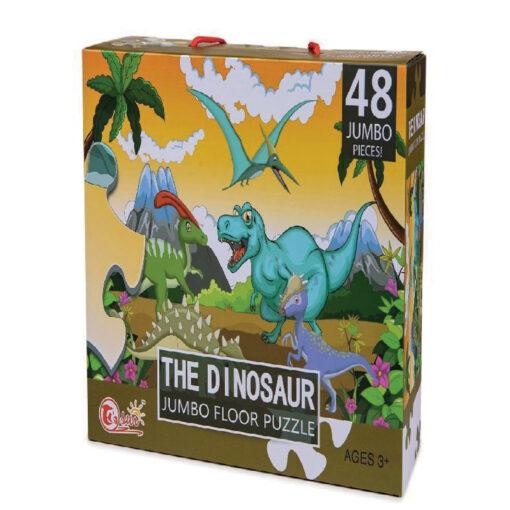 Puzzle jumbo Dinosaurios PZ88138