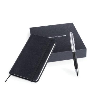 Set cuaderno y boligrafo MA7321