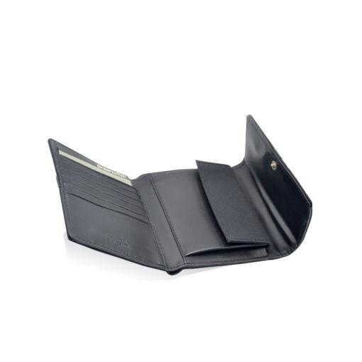 Billetero negro BI340-1