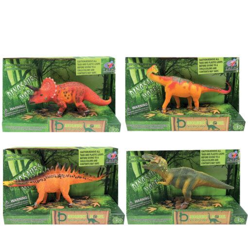 Dinosaurios con caja JU9930-1