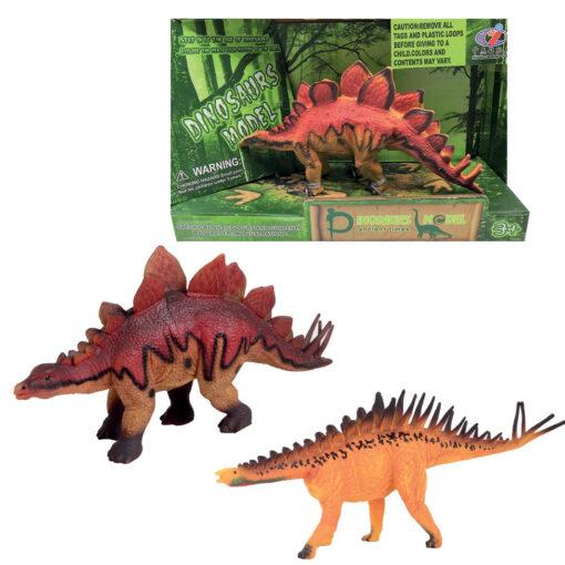 Dinosaurios con caja JU9930-2