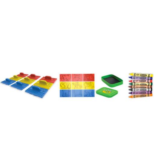 Set Puzzle de sellos SE1466-1