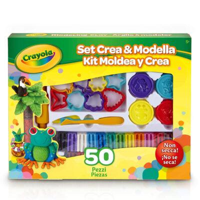 Set crea y moldea SE321